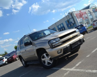 Chevrolet TrailBlazer I