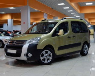 Citroen Berlingo II