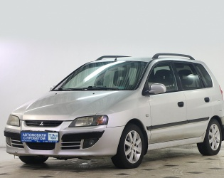 Mitsubishi Space Star I Рестайлинг