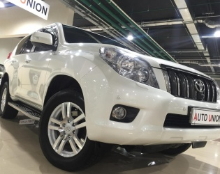 Toyota Land Cruiser Prado 150 Series Рестайлинг