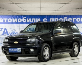 Chevrolet TrailBlazer I Рестайлинг